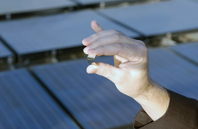 Organic materials are attractive to the solar industry because of their comparative low cost and physical flexibility