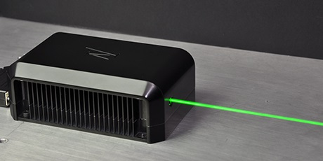 Norlase focuses on a new type of lasers producing green light