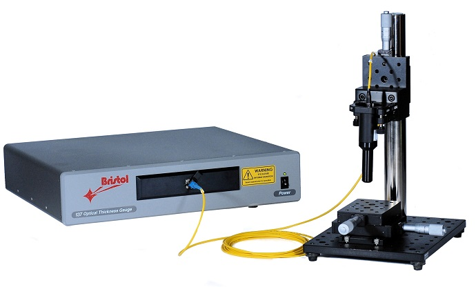 model 137 Optical Thickness Gauge