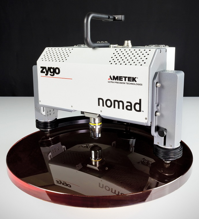 Zygo Nomad portable optical profiler