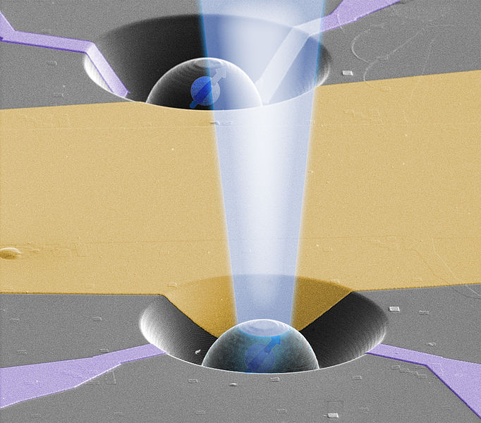 Intelligent quantum sensor measures magnetic fields with 100 times higher precision