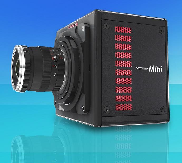 Photron's Mega-Pixel FASTCAM Mini AX200 - High-Speed Camera System