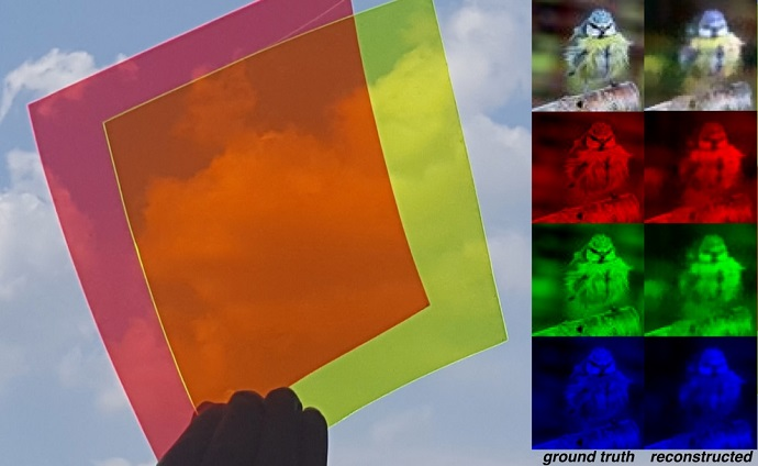 Intelligent Color Sensor