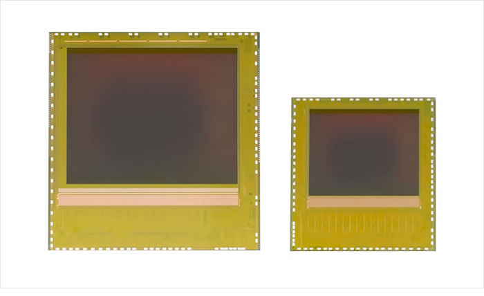 The new image sensor chips of the REAL3™ family
