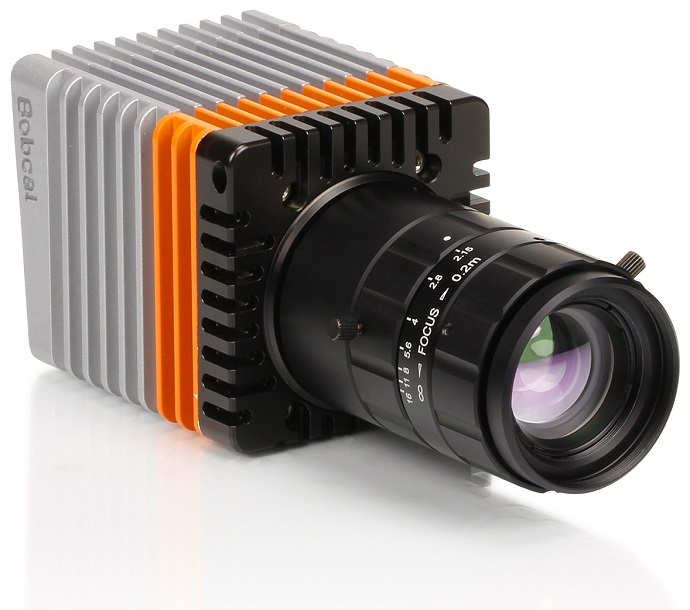 Xenics Introduces Next Generation Bobcat-320 - Smart InGaAs SWIR Camera