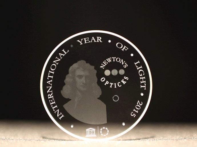 Newton S Opticks Recorded Into 5d Optical Data Storage