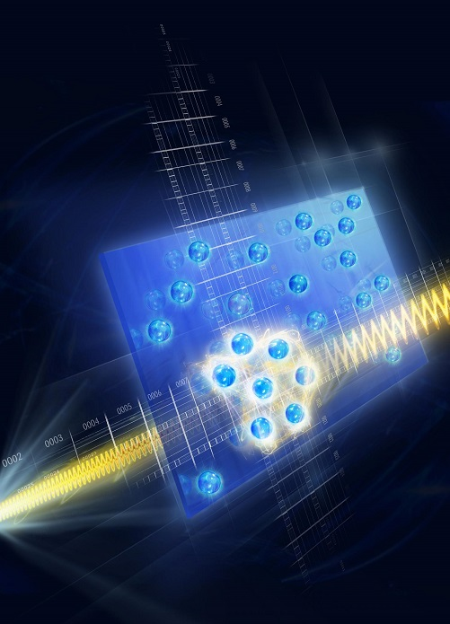 Quantum systems consisting of many particles can enter highly intricate states with strong so-called multiparticle entanglement