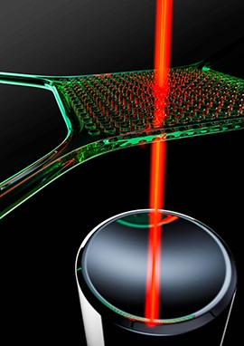 Scientists at TU Delft take next step towards observing quantum physics in real life