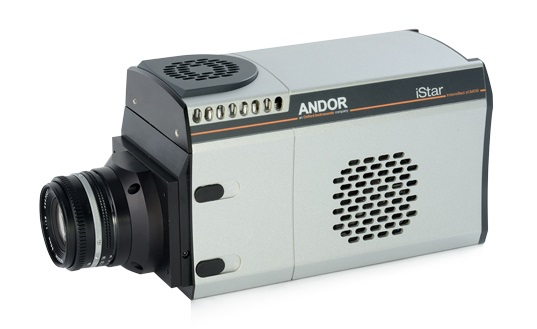 Andor launches the new high speed, low noise iStar sCMOS