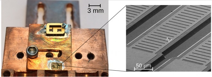 Semiconductor Laser Chip