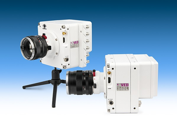 Vision Research Unveils the Phantom VEO® Family of High-Speed Cameras
