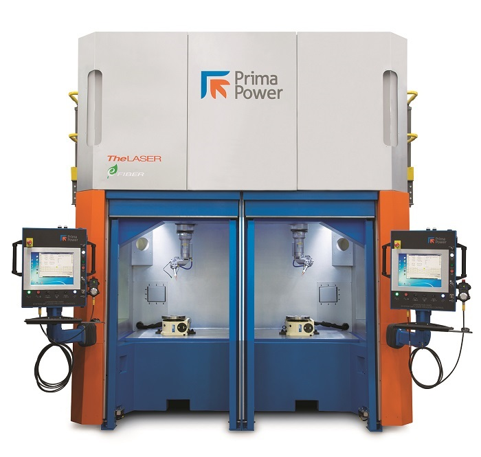 7376 Prima Power Laserdyne 606D Dual Workstation System