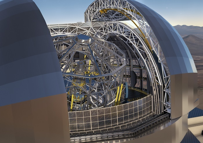 PI is developing a new actuator concept for the European Extremely Large Telescope