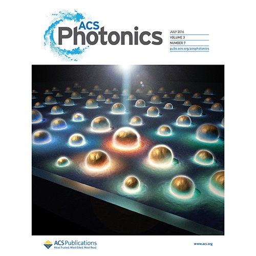 ACS Photonics July Cover