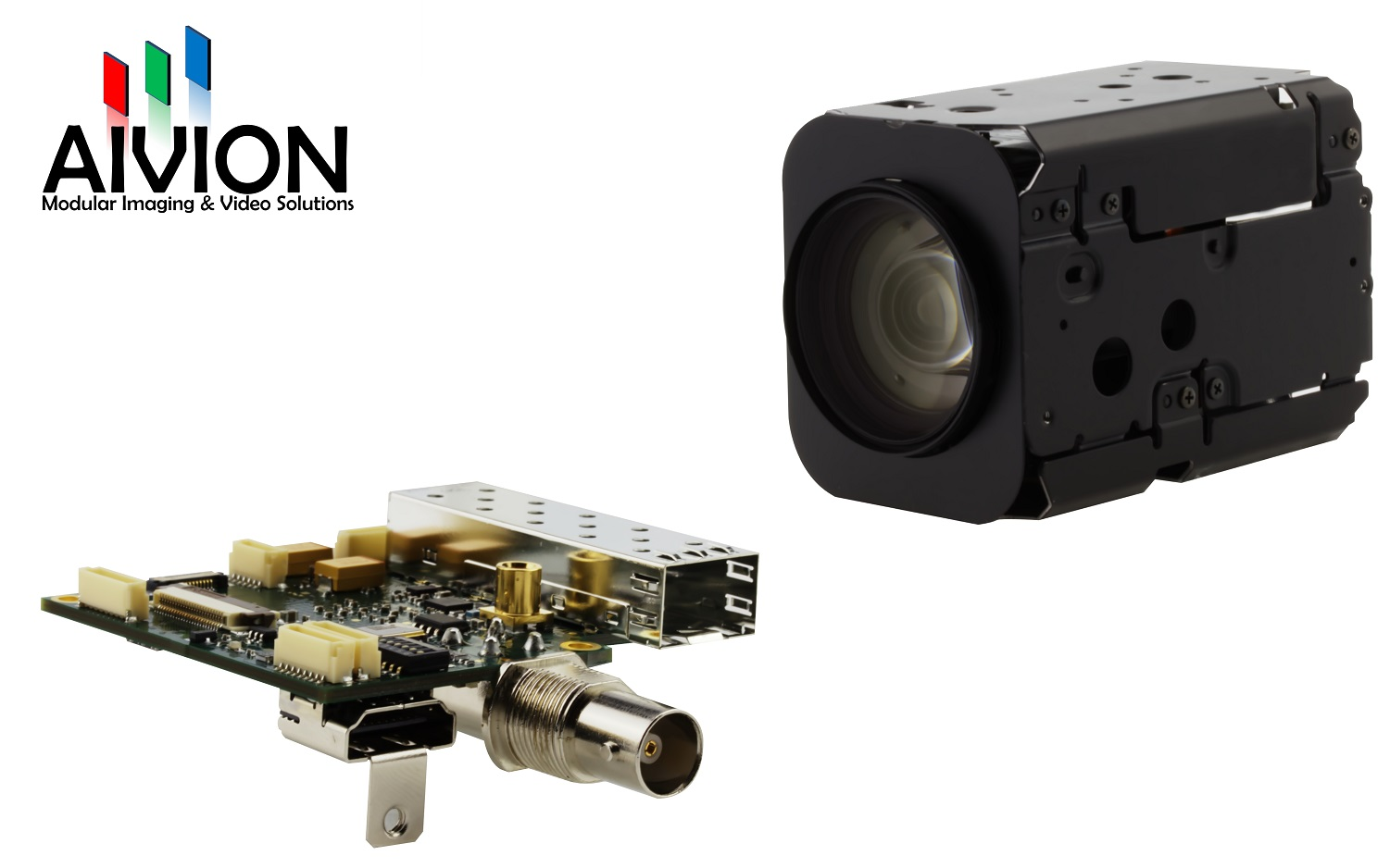 AIVION-Optical single link solution