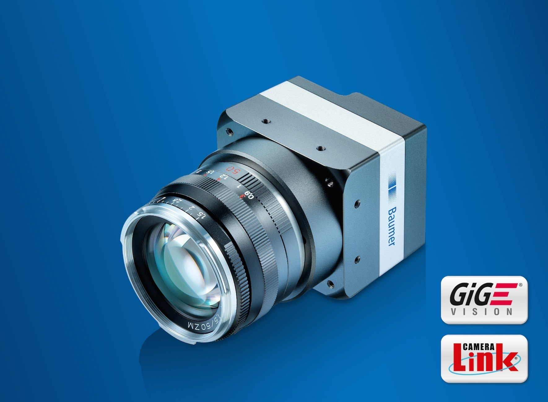 New 25 megapixel CMOS cameras of the LX series enable high-precision inspection at high throughput
