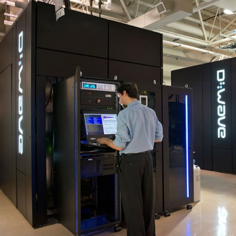D-Wave Systems Previews 2000-Qubit Quantum System