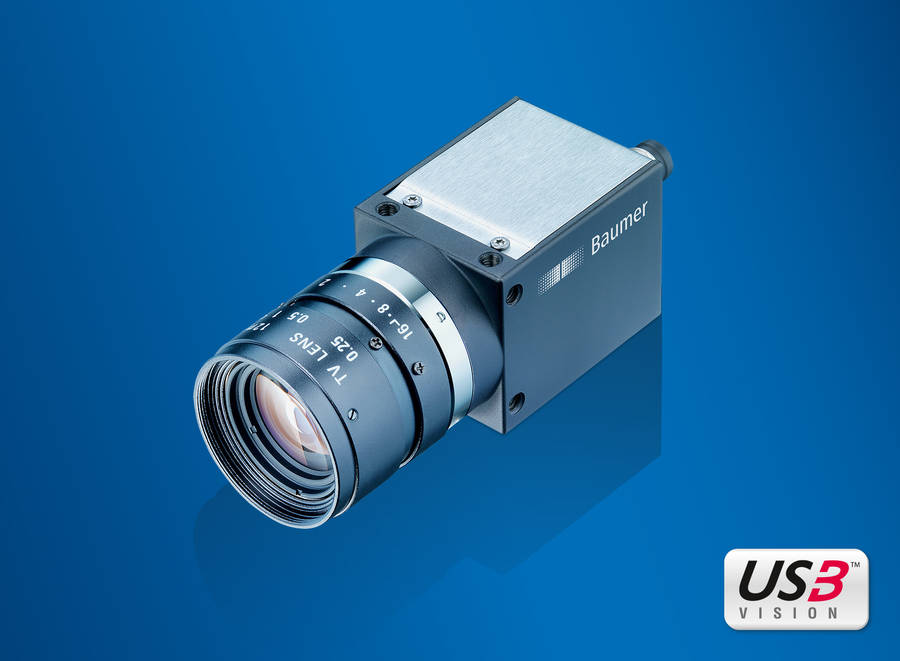 CX series with smallest 12 megapixel global shutter CMOS camera in compact 29 x 29 mm housing