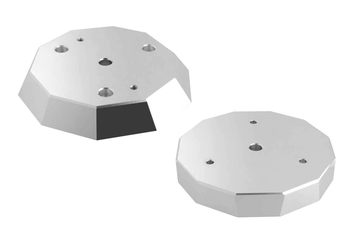 Polygon Scanner Mirrors from II-VI Infrared