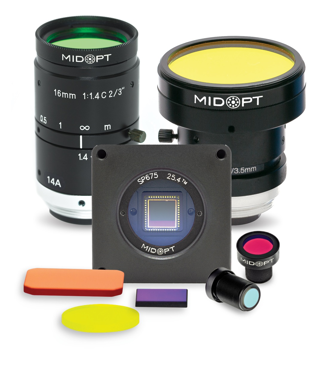 MidOpt Filters