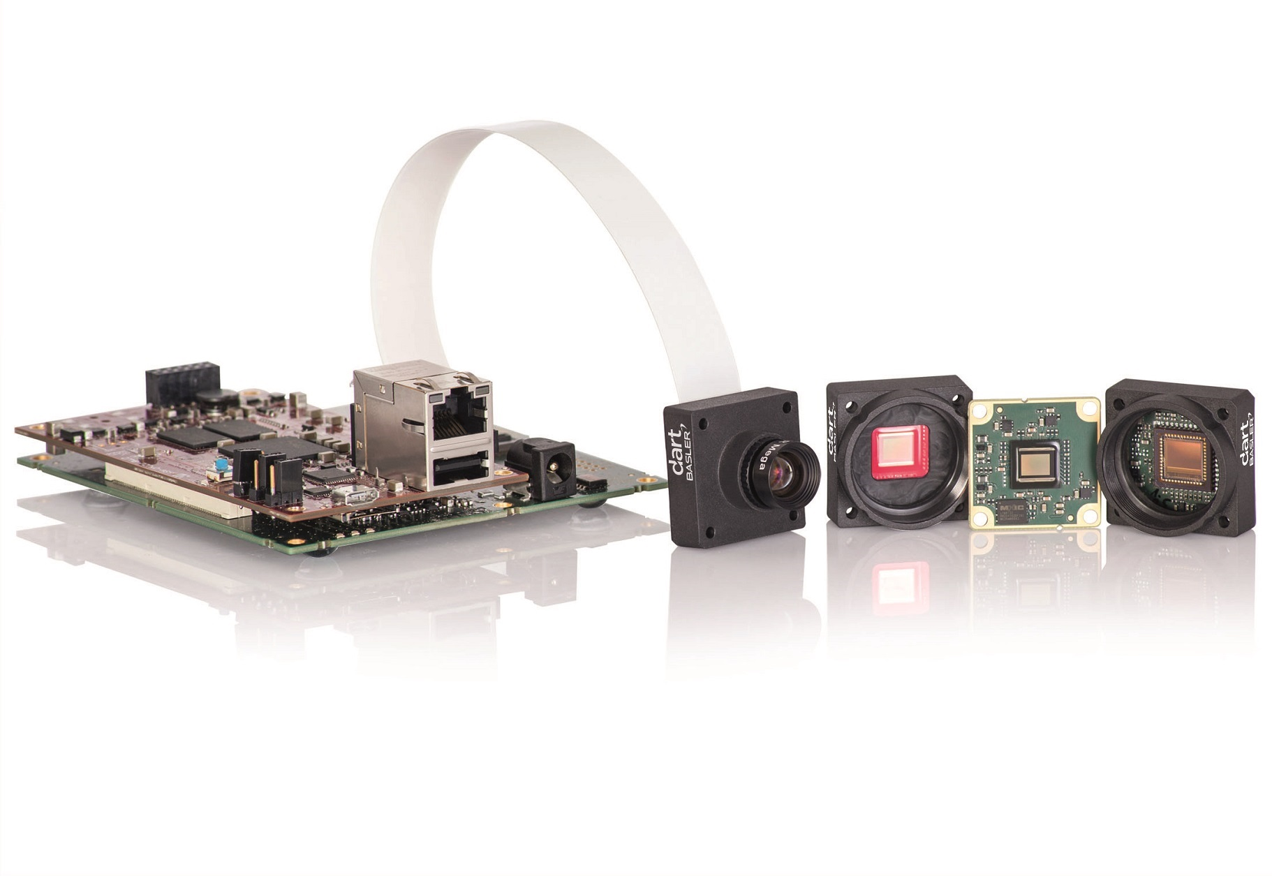 Basler Presenting Camera Modules at embedded world 2017