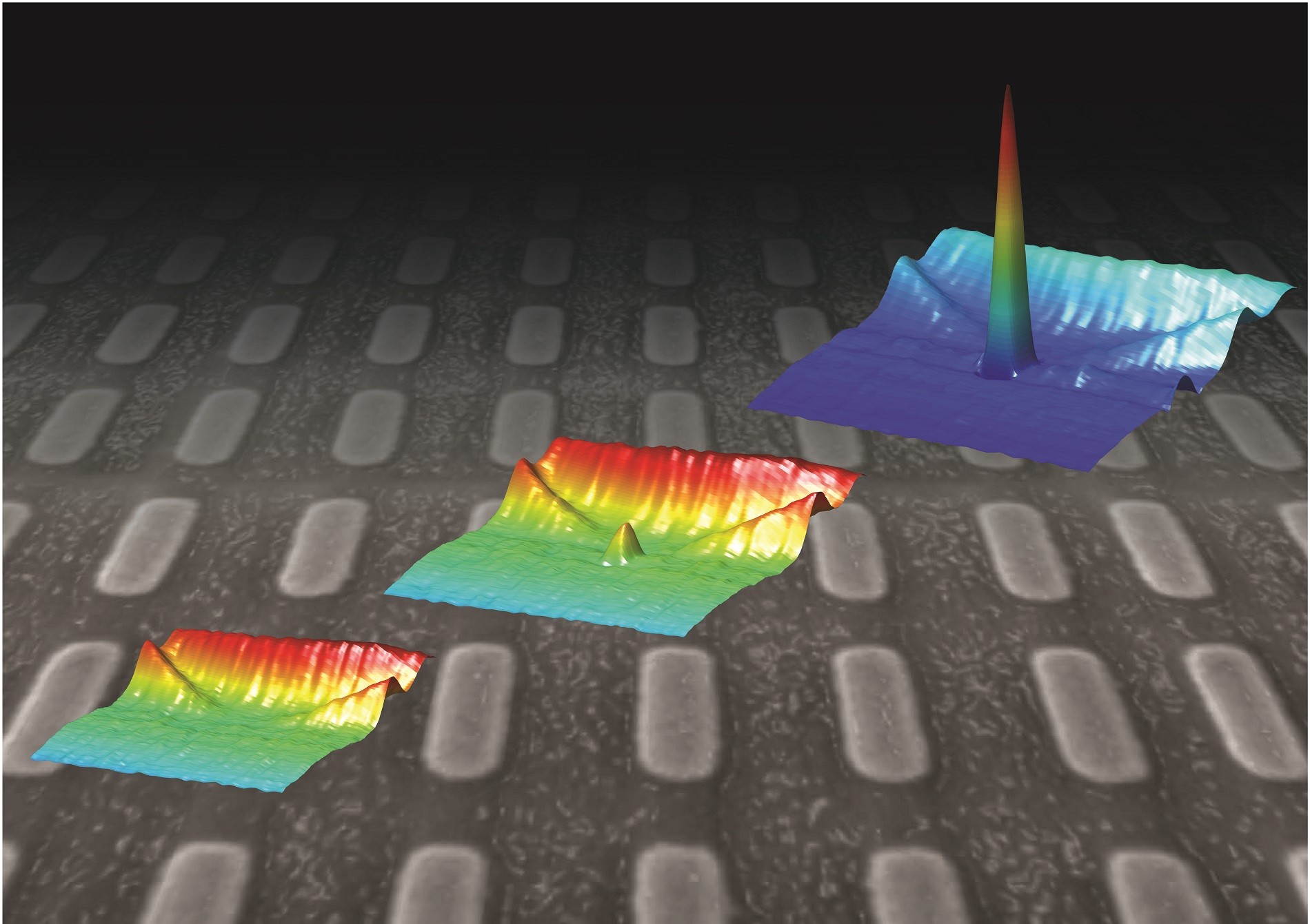 Researchers create nanoscale laser at room temperature