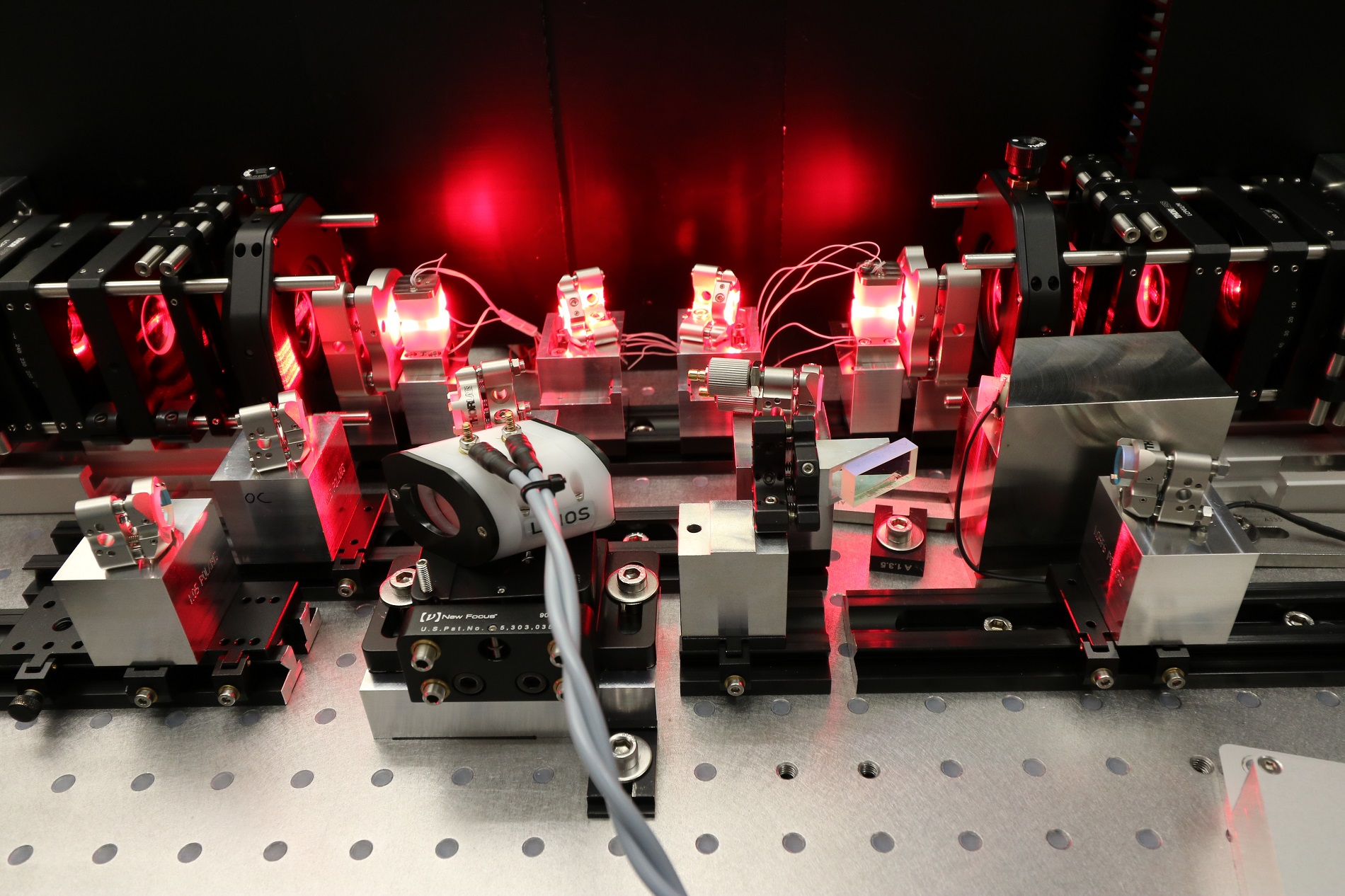 Lab demonstrator of a diode-pumped alexandrite laser for climate-relevant measuring in high-altitude atmosphere