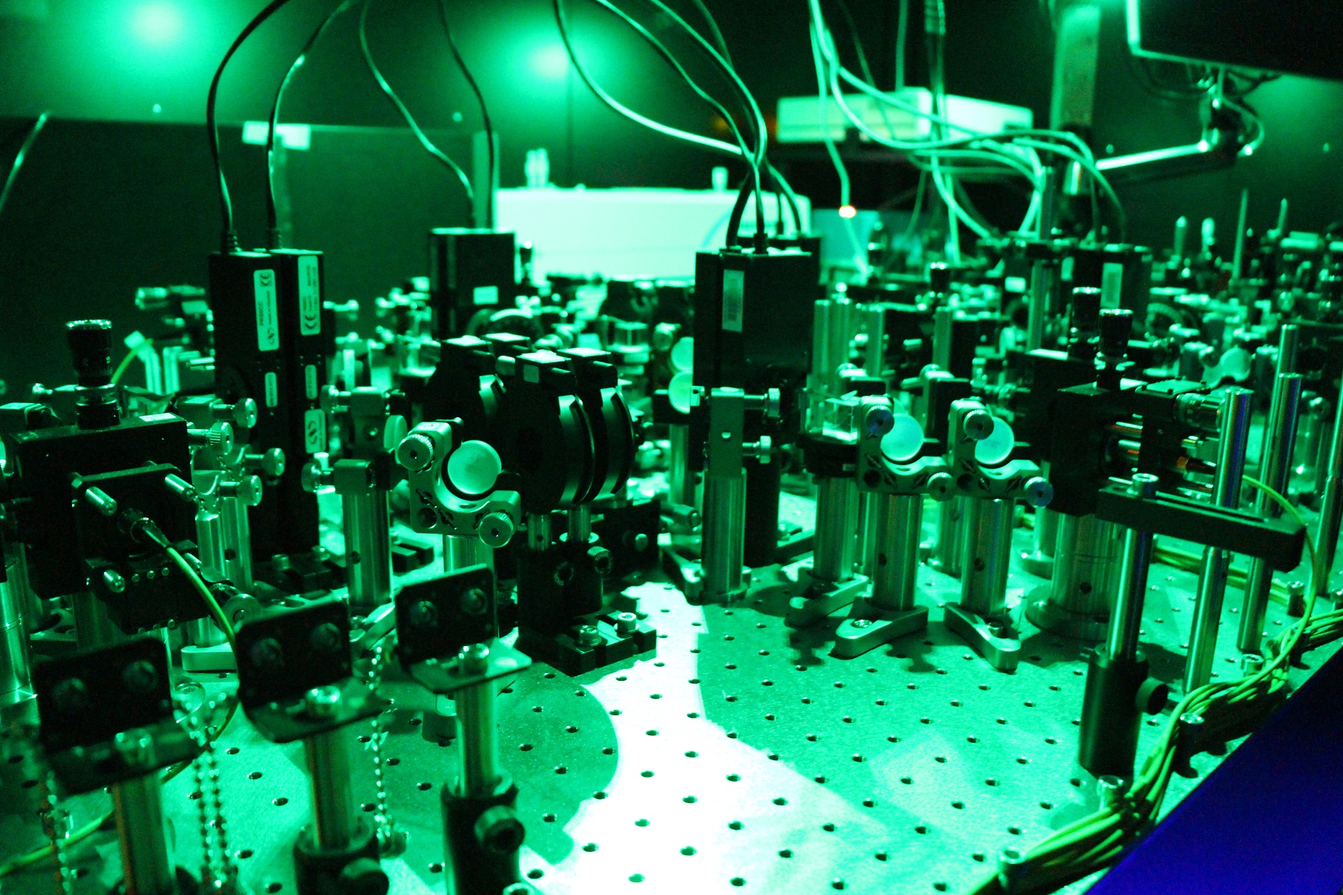 The Quantum Optics and Information Lab