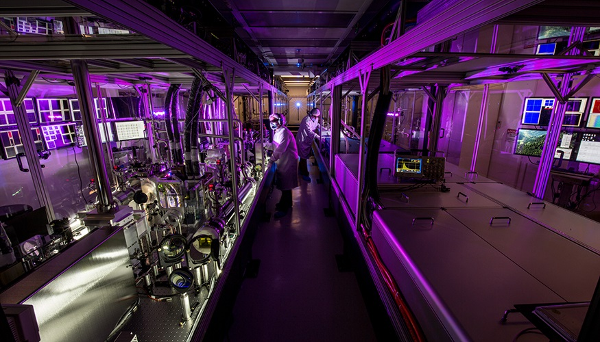 HAPLS has set a world record for diode-pumped petawatt lasers