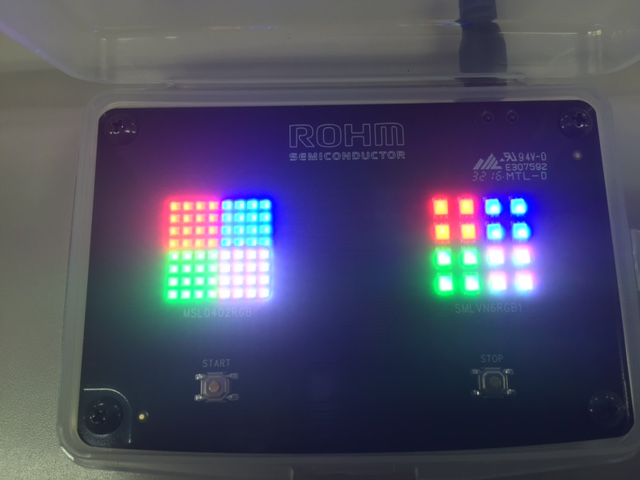 Comparing with New 3-Color LED and Conventional 3-Color LED