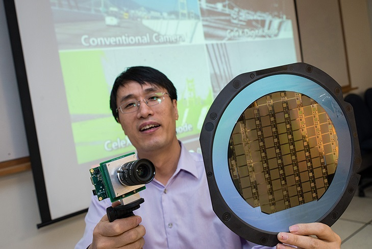 NTU invents ultrafast camera for self-driving vehicles and drones