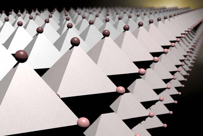 Scientists at Los Alamos National Laboratory and their research partners are creating innovative 2D layered hybrid perovskites that allow greater freedom in designing and fabricating efficient optoelectronic devices