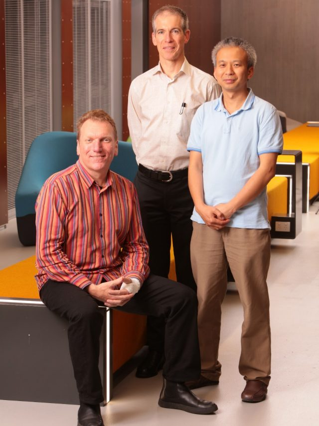 Australian Silicon Photonics team