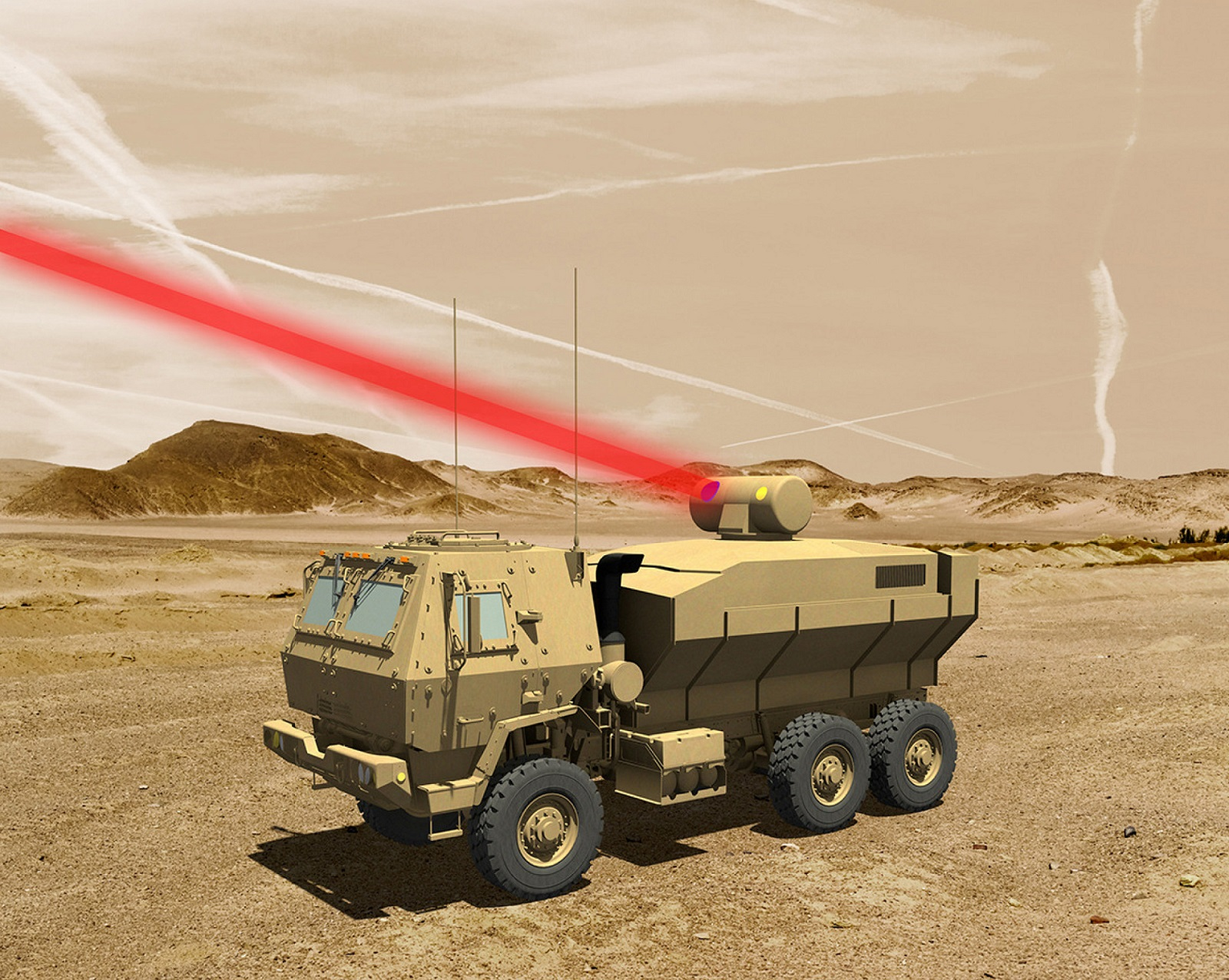 Lockheed Martin to Deliver World Record-Setting 60kW Laser ...