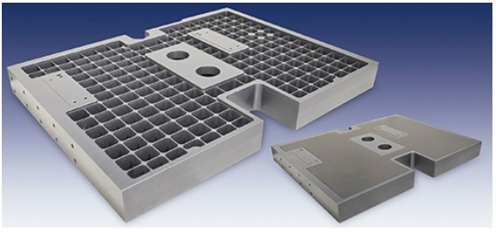 TMC Hybrid Honeycomb™ Optical Breadboard