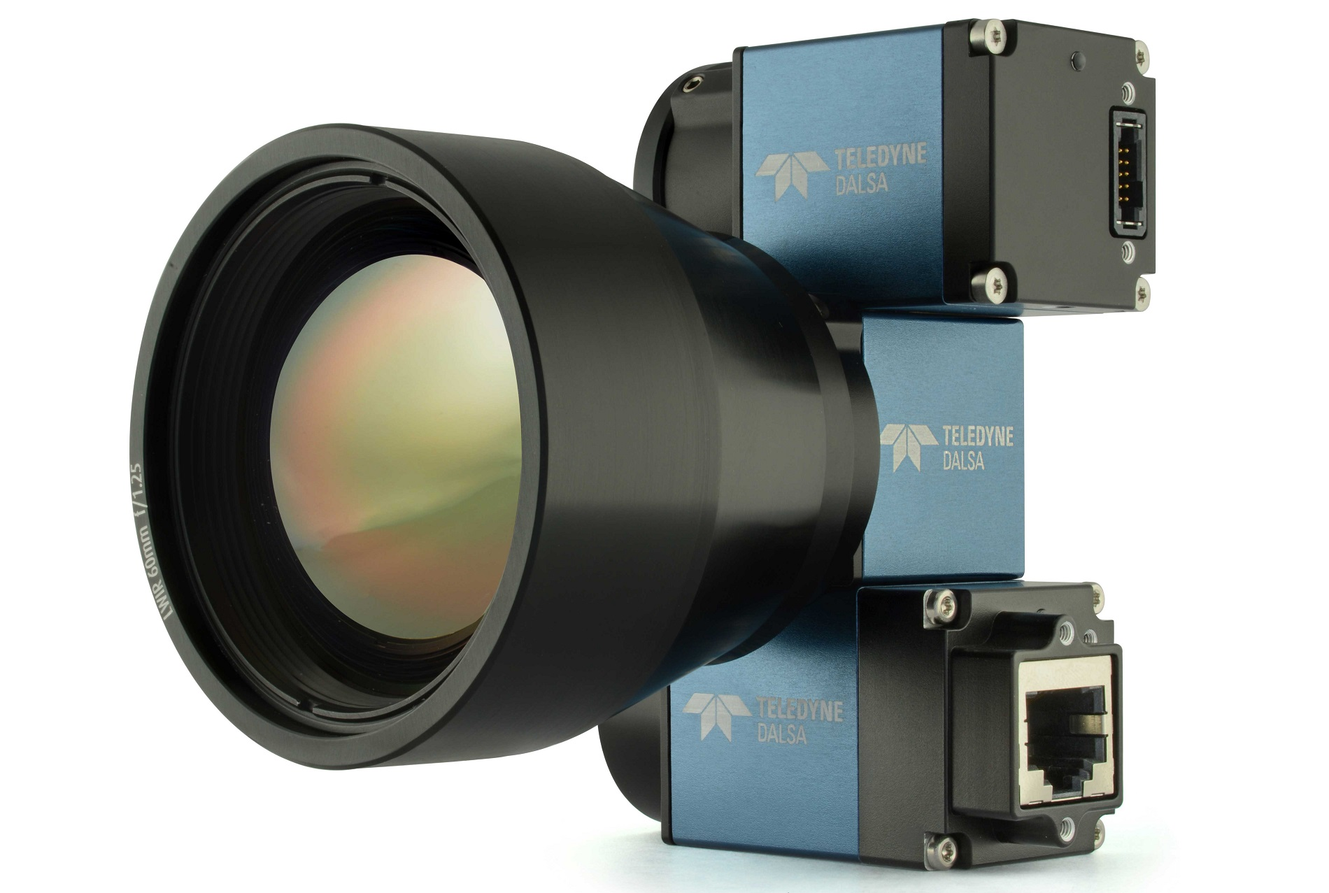 Teledyne DALSA will preview its CalibirTM DX series
