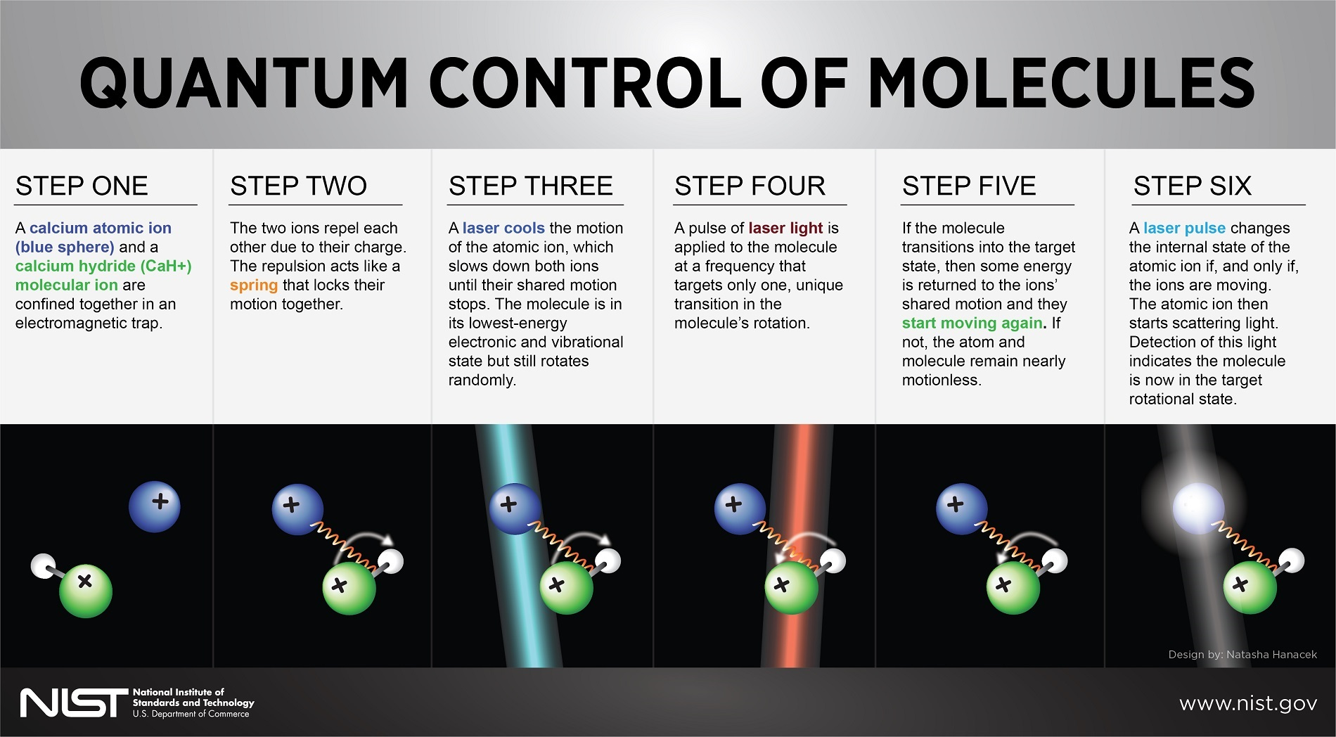 Quantum Control of Molecules
