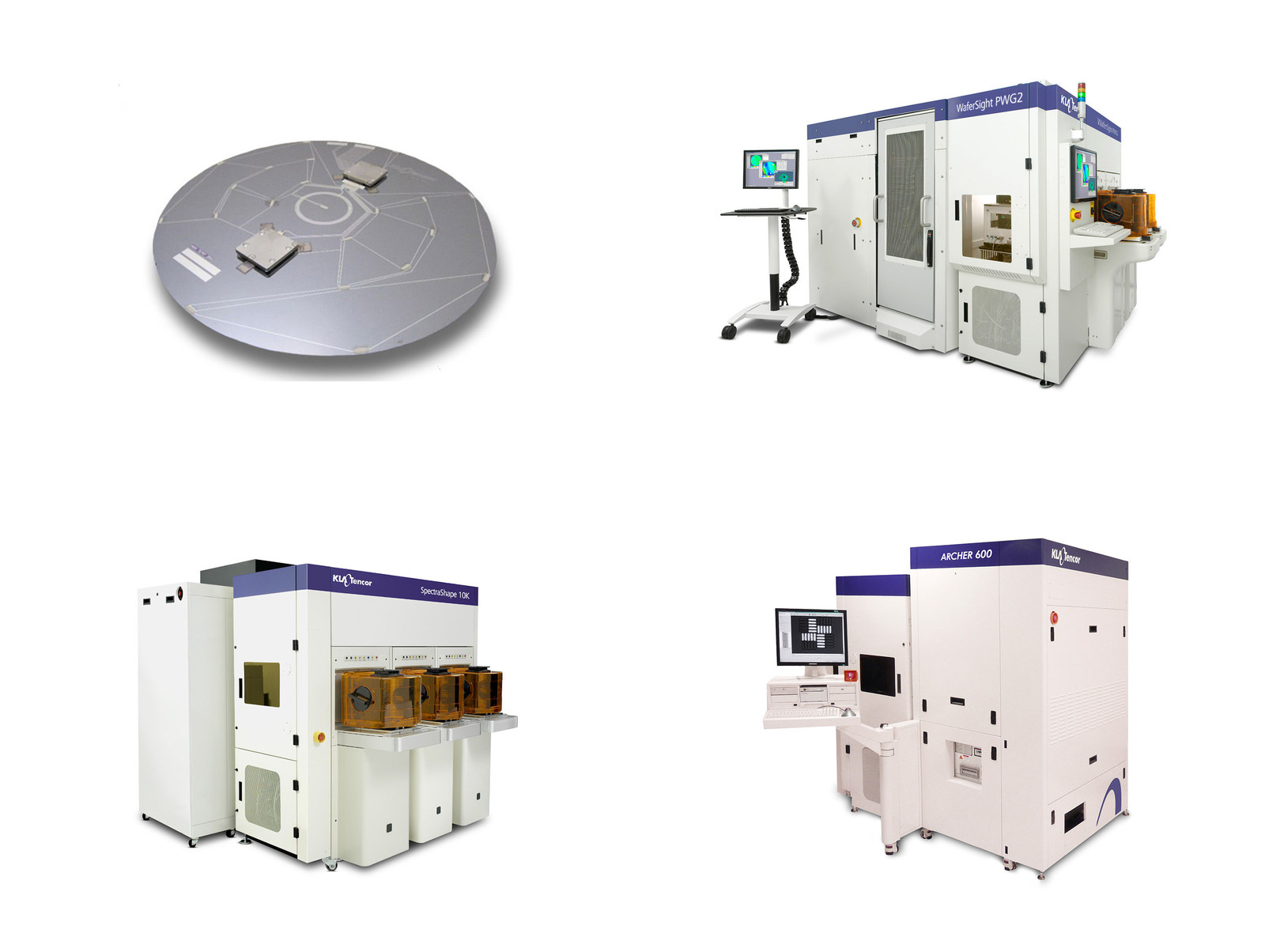 KLA-Tencor's New Metrology Systems for Leading-Edge Integrated Circuit Device Technologies