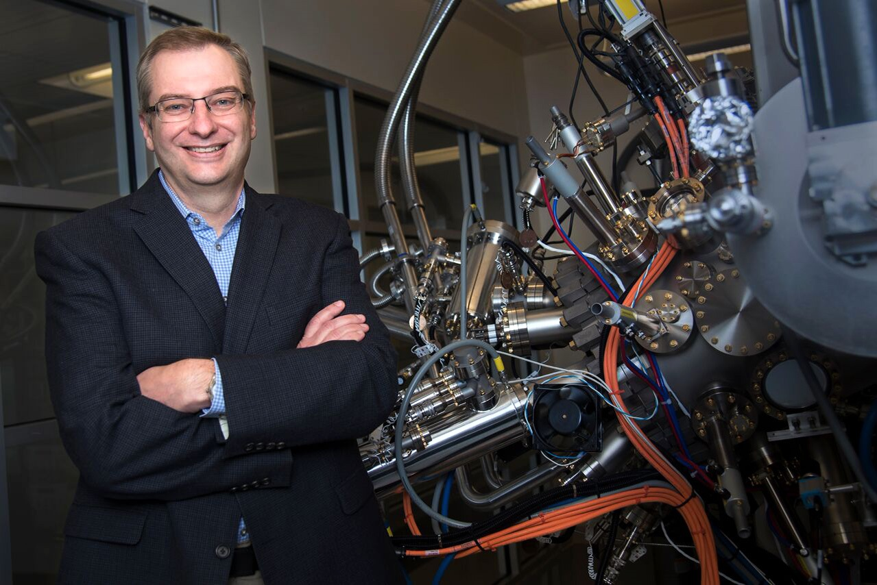 Purdue University and Microsoft Corp. have signed a multi-year agreement to develop a useable quantum computer