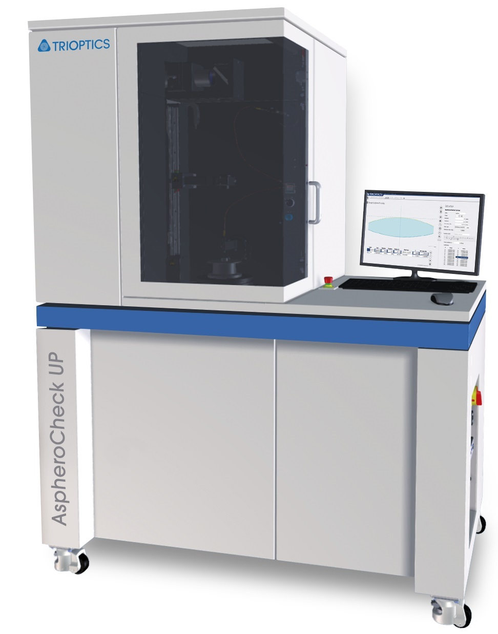 AspheroCheck UP with fully automated measurement