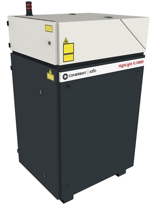 Coherent's HighLight FL10000 Fiber Laser