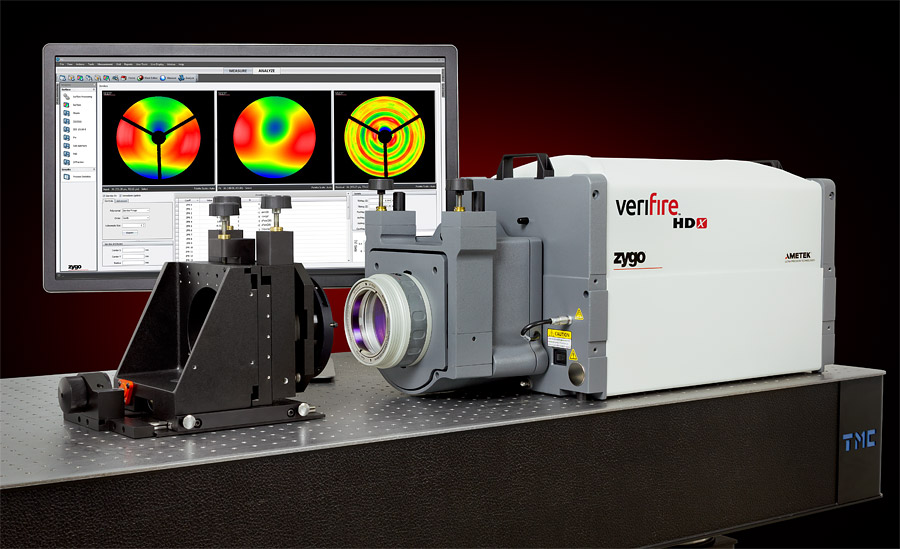 Verifire HDX – UltraHigh Resolution Interferometer