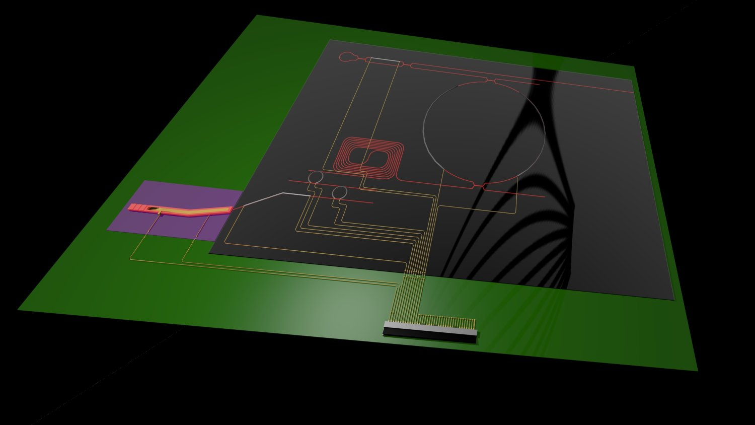 University of Twente develops record laser on chip