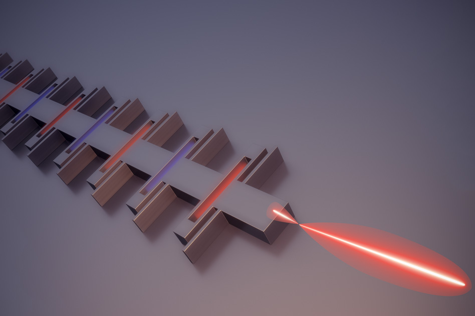A new technique boosts the power output of tiny, chip-mounted terahertz lasers by 88 percent.