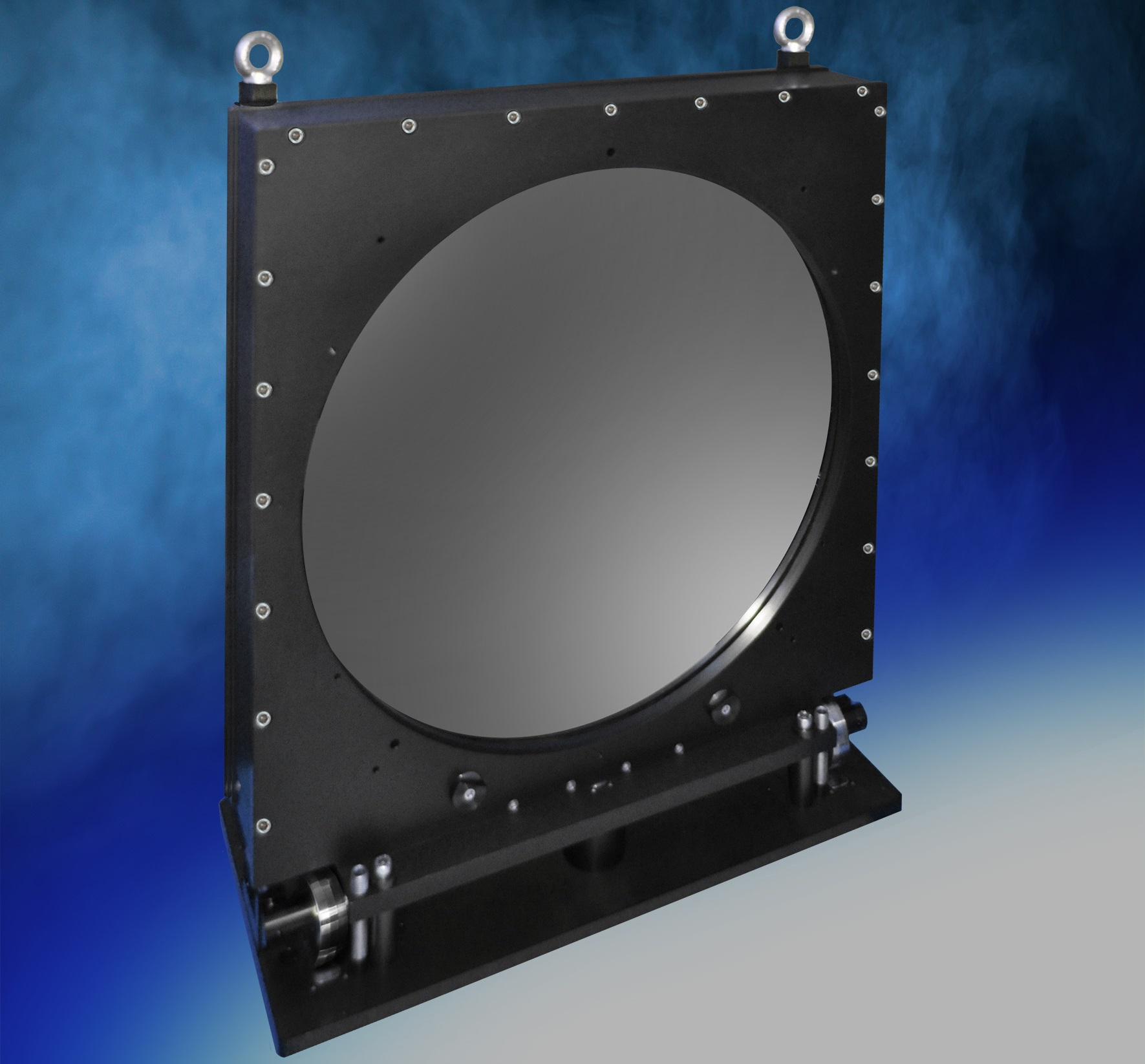600mm diameter mounted reference flat mirror