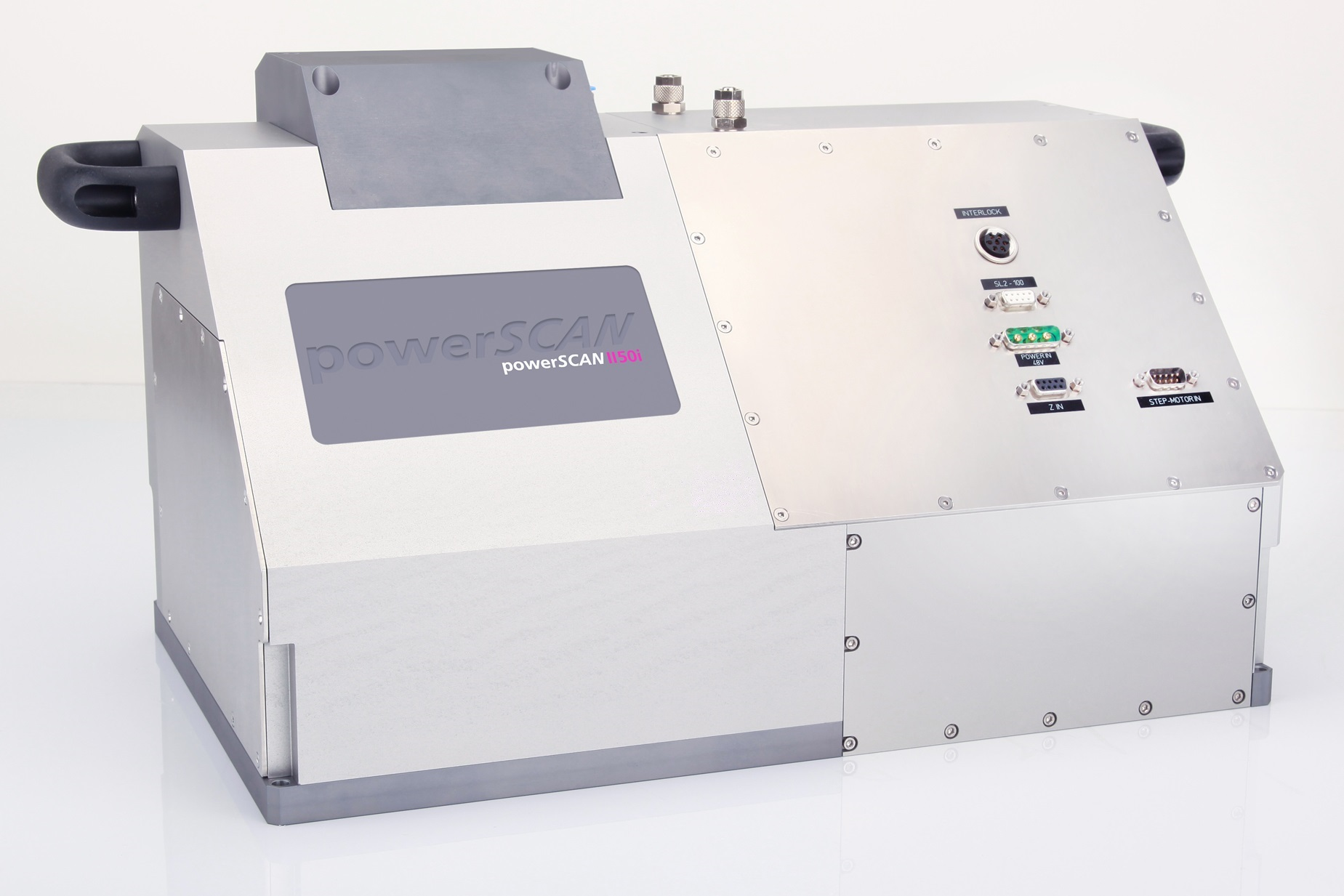 powerSCAN II - 3D scan system for CO2 laser with variable image field