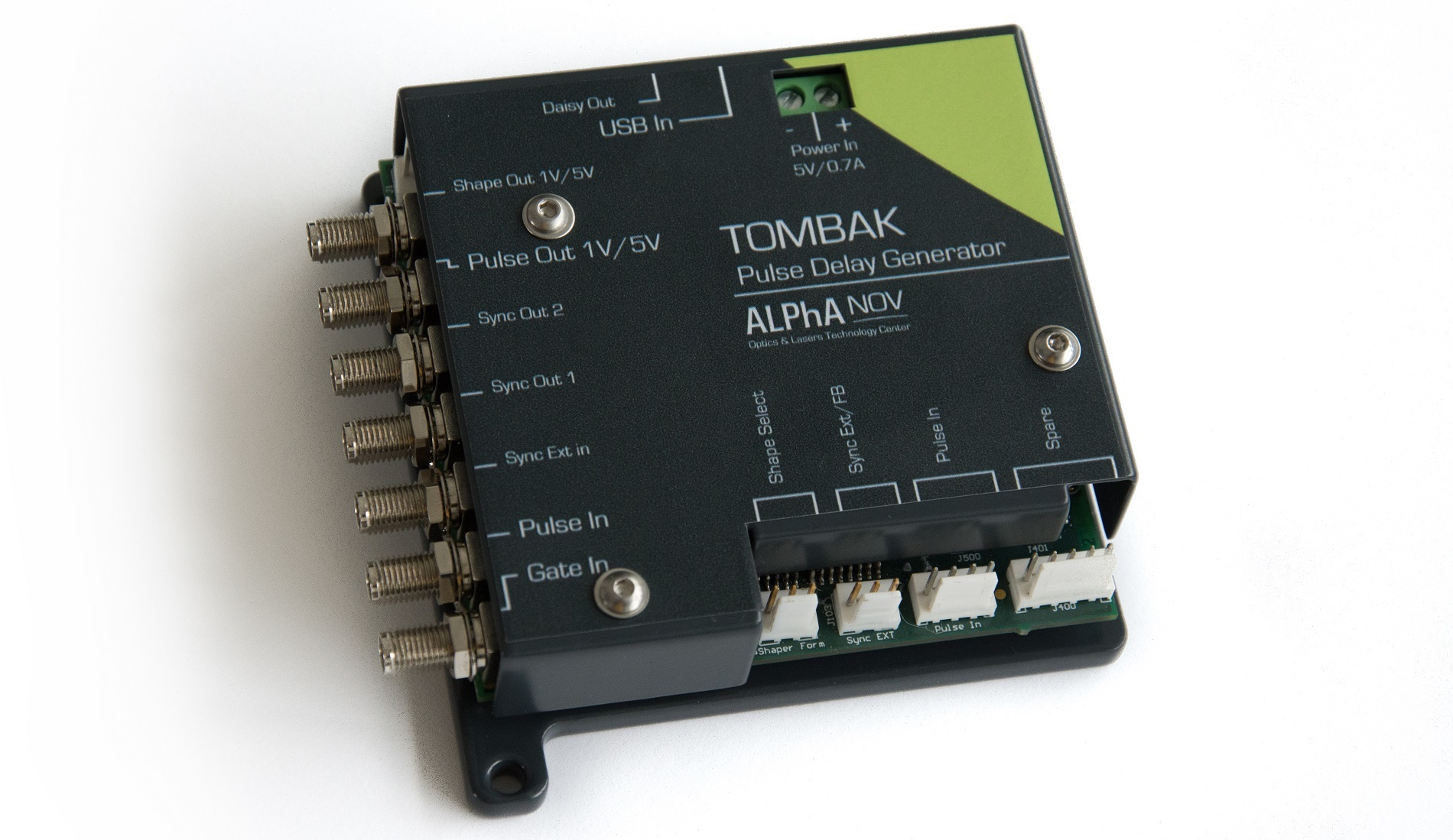 TOMBAK - Pulse Delay Generator