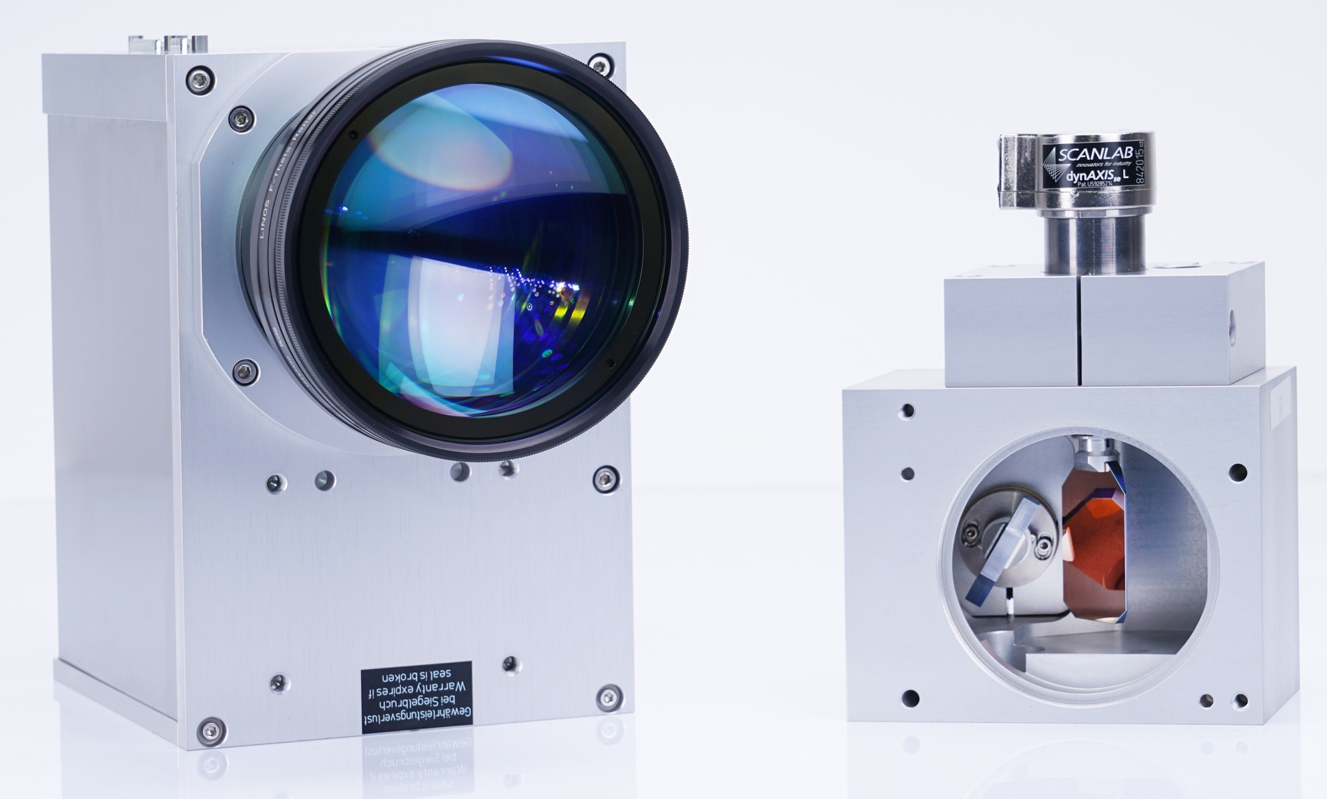 New digital-encoder-equipped 2D scan heads: intelliSCANse 20 and 30