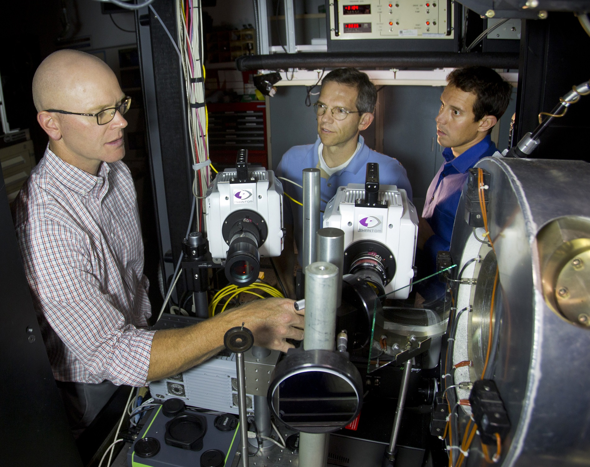 Sandia National Laboratories researchers