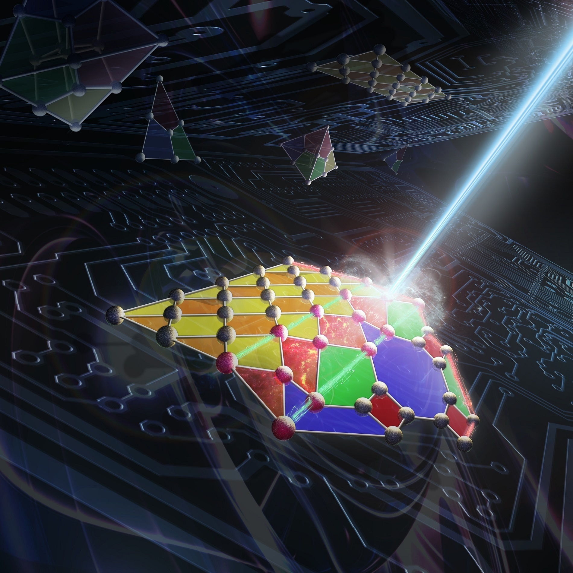 Scientists have developed a protocol that can be used to connect quantum systems that are encoded differently